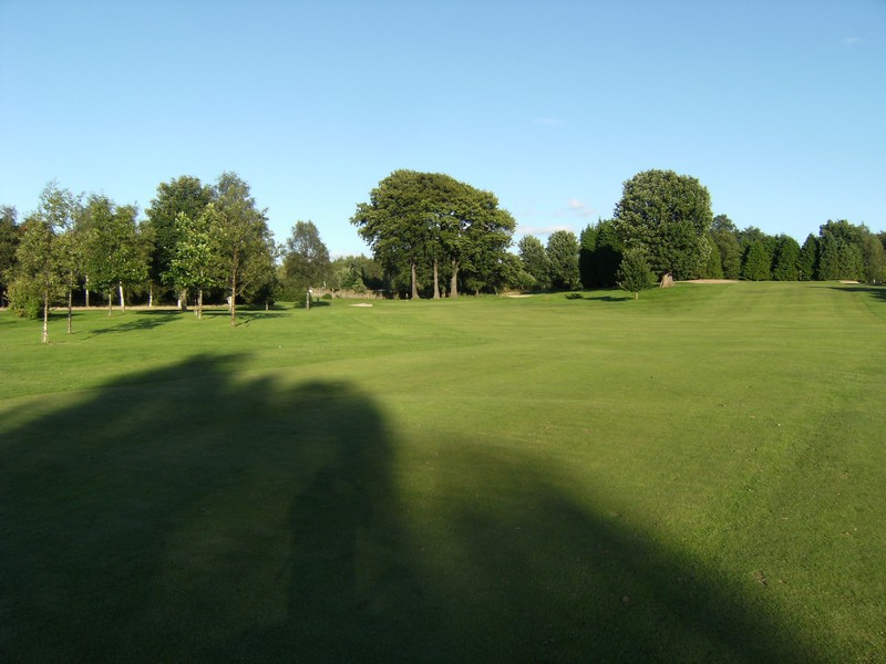 View of the 7th fairway